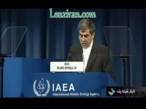 Sabotage in Fordou electricity lines revealed by head of Iranian atomic agency in IAEA meeting