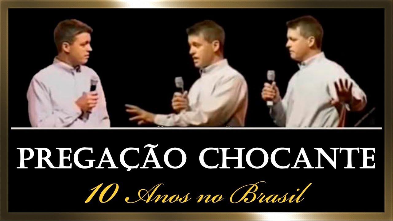 10 Anos da Pregação Chocante no Brasil - Paul Washer & Paulo Junior