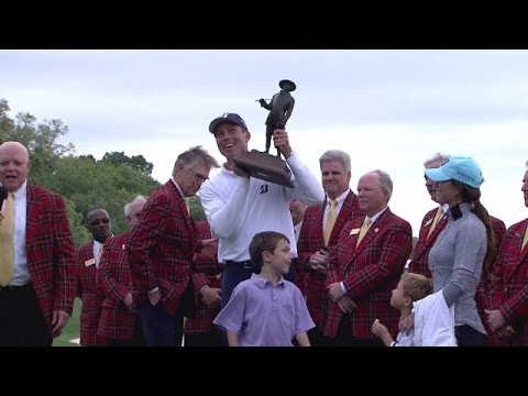 Matt Kuchar wins in dramatic fashion at RBC Heritage | Highlights