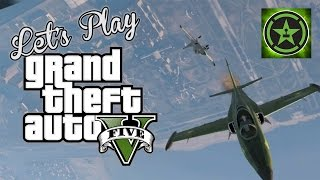 Let's Play - GTA V - Flight Schooled
