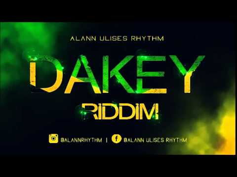 Dakey Riddim (reggae Rap Beat Instrumental) 2015 - Alann Ulises Rhythm video