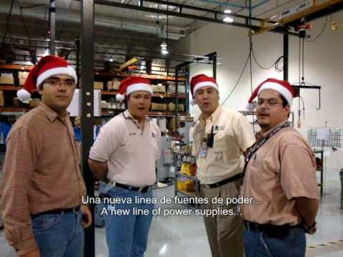 Acme Electric's 12 Days of Christmas - Day 8