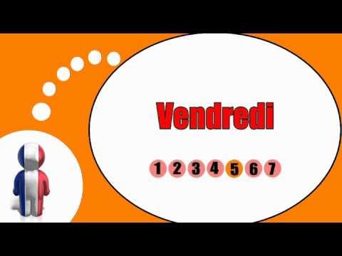 Nauka Francuskiego = Dni Tygodnia