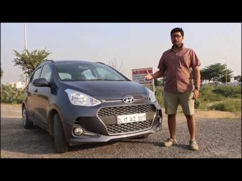 THE QUIRKY REVIEW Ep02 : Hyundai Grand i10 Sportz(O) 2017