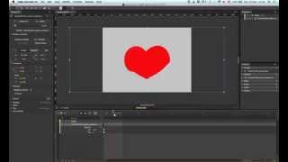 Sprites: After Effects vers Muse