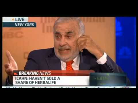 Delivering Alpha Conference Carl Icahn Interview Part 2