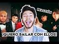 REACCIÓN A HEY DJ REMIX - CNCO. ft MEGHAN TRAINOR, SEAN PAUL | Niculos M