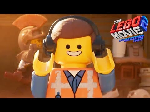 This Song is Gonna Get Stuck Inside Your Head 10 HOURS  Catchy Song The LEGO Movie 2