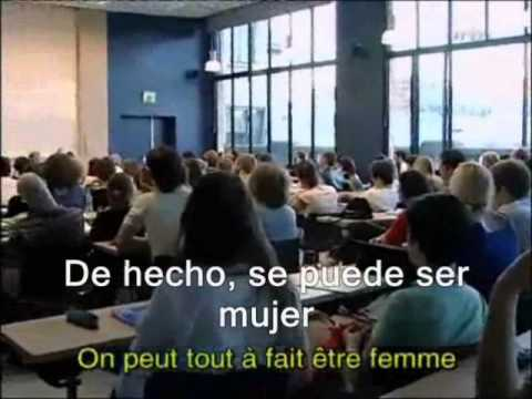 Judith Butler. Filósofa En Todo Género En Español. Parte 1 video