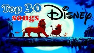 download lagu Top 30 Disney Songs gratis