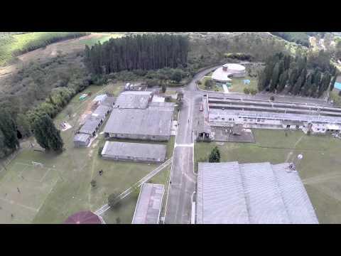 Vídeo aéreo da CNEN - www.spina.com.br - Spina Produções
