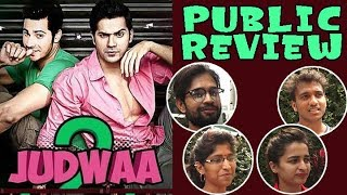 download lagu Judwaa 2 Public Review  Varun Dhawan  Jacqueline gratis