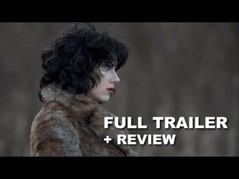 Under the Skin Official Trailer + Trailer Review - Scarlett Johansson : HD PLUS