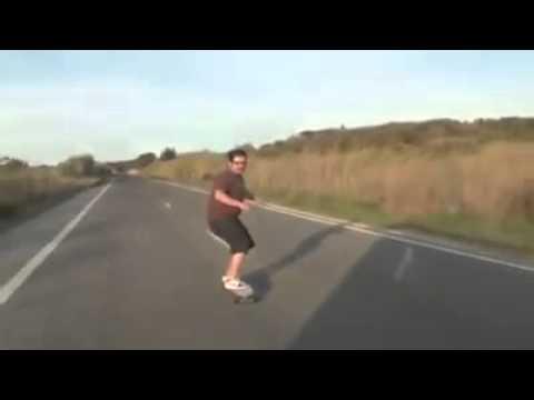Videos graciosos en patineta