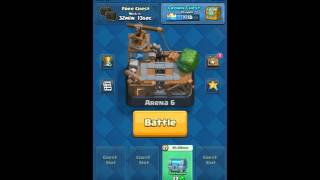 Clash Royale Mythbusters #1  WILL A GIANT SKELETONS BOMB DO MORE DAMAGE IF RAGED???
