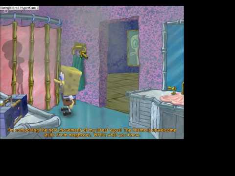 Spongebob Movie game 1st Level