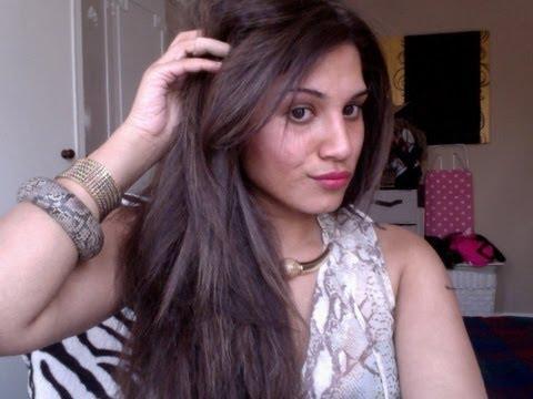J Lo Style Caramel Highlights in Asian Black Hair ♥ Avoiding Brassy Orange Tones