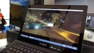 ASUS Zenbook Infinity UX301 Hands On by Chippy