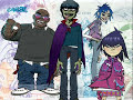 Video Los Gorilas - Gorillaz - Happy Landfill  de Los Gorilas
