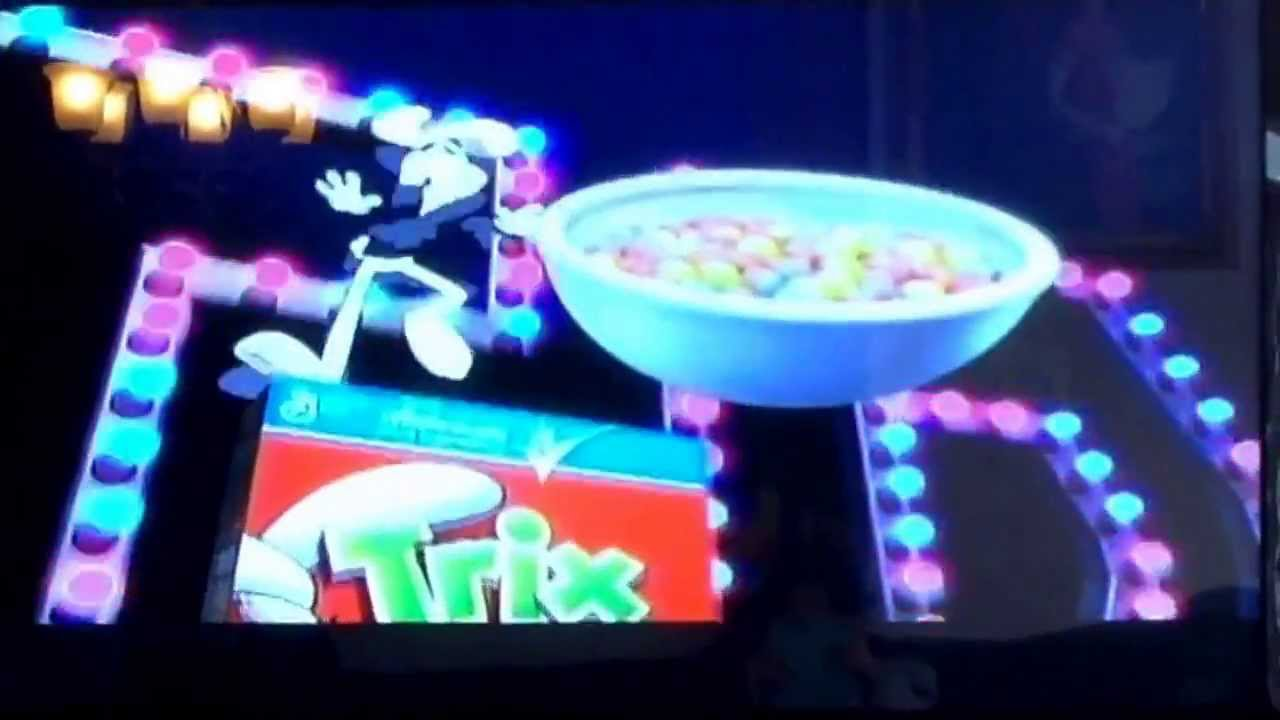 Trix Cereal Song Commercial You Have To Watch Youtube