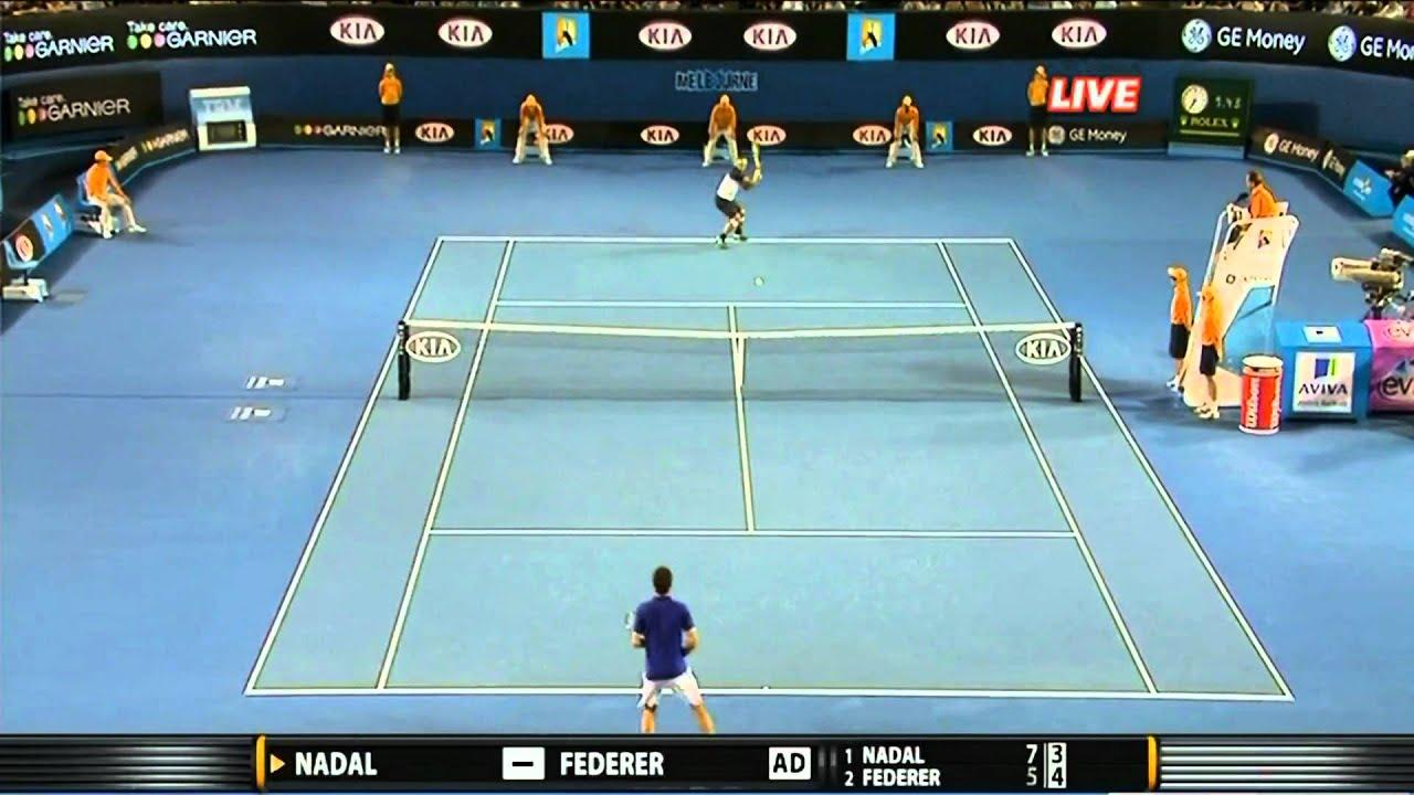 Федерер надаль смотреть онлайн 19 фотография
