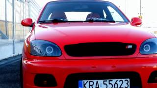 Low & Loud  Daewoo Lanos Sport