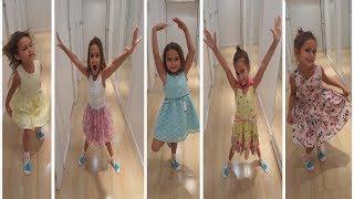 MAĞAZADA ELBİSE CHALLANGE YAPTIK Yine zor seçtik, eğlenceli çocuk videosu,Alışveriş