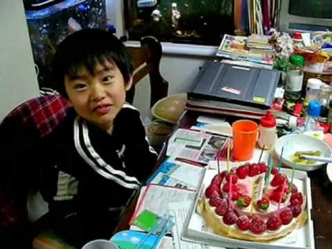 KH0UA Yoshiki 10th Birthday