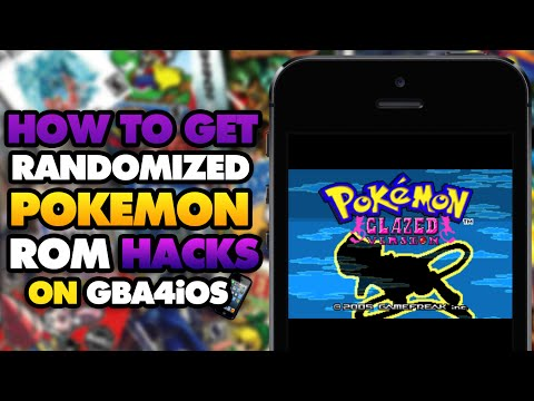 GBA4iOS: How to Get Randomized Pokemon ROM Hacks (NO COMPUTER) (NO JAILBREAK)