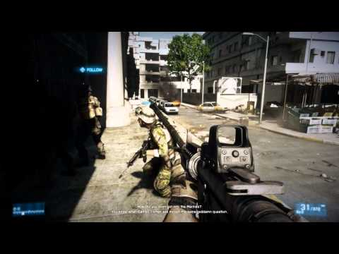 Battlefield 3 Gameplay on GT 630
