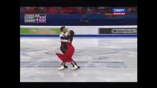 European Figure Skating Championships 2015. SD. Sara HURTADO / Adria DIAZ