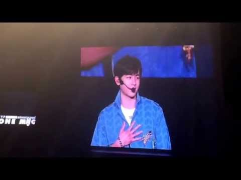 141213 JYP Nation in Thailand Full Nichkhun Bambam Thai song and talk