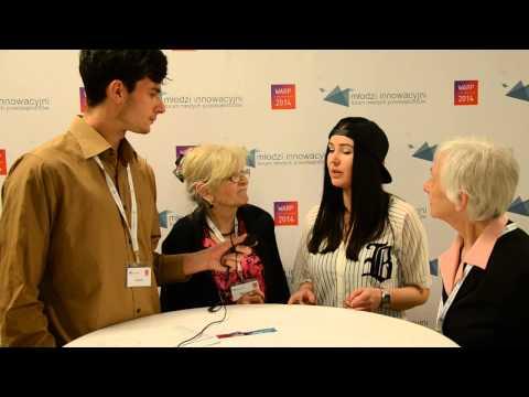 IV Młodzi Innowacyjni: Paulina Braun
