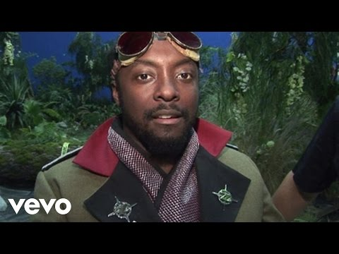 The Black Eyed Peas - Meet Me Halfway (The Making Of)