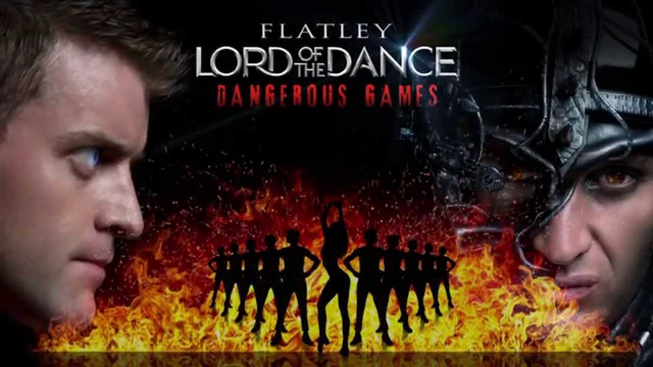 Lord of the Dance: Dangerous Games by Michael Flatley ...