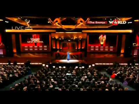 EMMYS 2014 - Juliana Margulies WINS EMMY AWARD FOR LEAD ACTRESS IN A DRAMA SERIES [HD]