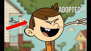 Lincoln loud is NOT adopted! Birth episode