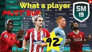 Future Ratings of THE BEST Players after 8 years!! on Soccer Manager 19