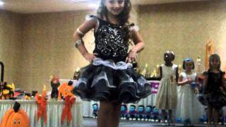 Aaisha's Speech at the Miss All Canadian Halloween Pageant