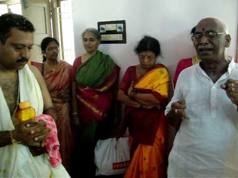 Malladi Suribabu in Mahidhar Odugu Function