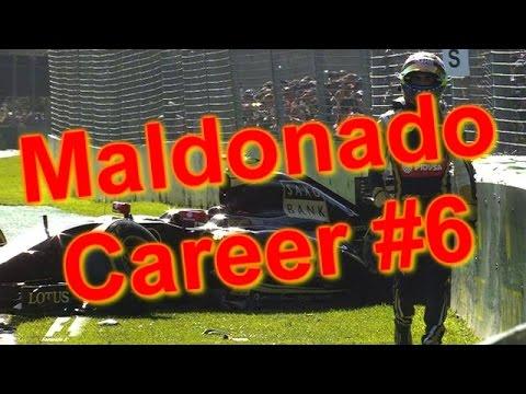 F1 Game 2015 - Maldonado Career Episode 6