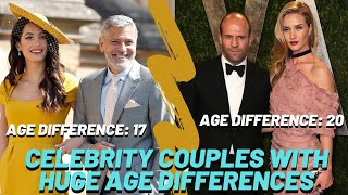 Top 10 Celebrity Couples with Huge Age Differences