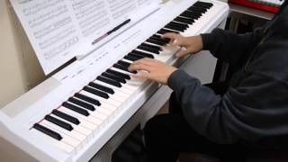 Pokémon Red/Green/Blue/Yellow Trainer Battle and Victory Theme by Junichi Masuda (Piano Cover)