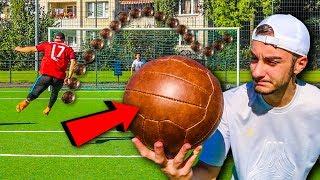 120 JAHRE ALTER BALL! KRANKE FUßBALL CHALLENGE