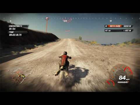 Bike Games Pc FUEL PC Gameplay Dirt Bike