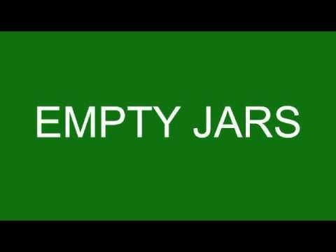 Empty Jars - Ed Lapiz