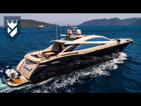 SUNSEEKER PREDATOR 108 FOR SALE - PREVIEW VIDEO AND BROKER CHAT