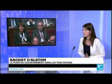 Vente d'Alstom : c'est presque fait pour General Electric