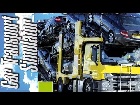 Car Transport Simulator 2013 Gameplay PC HD