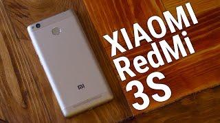 Xiaomi RedMi 3s - теперь еще мощнее и дешевле! Распаковка и краткий обзор Xiaomi Redmi 3s